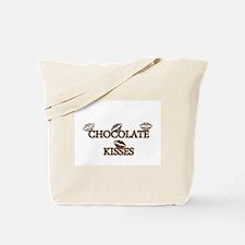CHOCOLATE KISSES Tote Bag