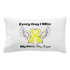 Ewing Sarcoma Miss Hero Pillow Case