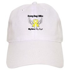 Ewing Sarcoma Miss Hero Baseball Cap