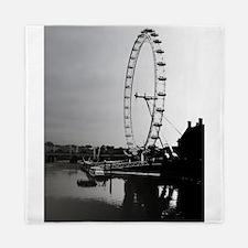 London Eye Queen Duvet
