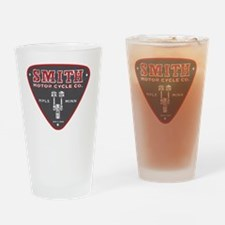 Smith Motor Cycle Co. Drinking Glass