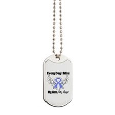 Esophageal Cancer Miss Hero Dog Tags