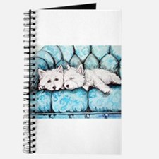 Westie Couch Potatoes Journal