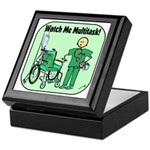Nurse Multitask Keepsake Box