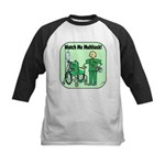 Nurse Multitask Kids Baseball Jersey