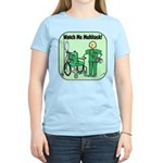 Nurse Multitask Women's Light T-Shirt