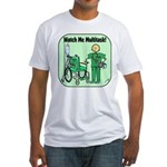 Nurse Multitask Fitted T-Shirt