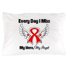 Blood Cancer Miss My Hero Pillow Case