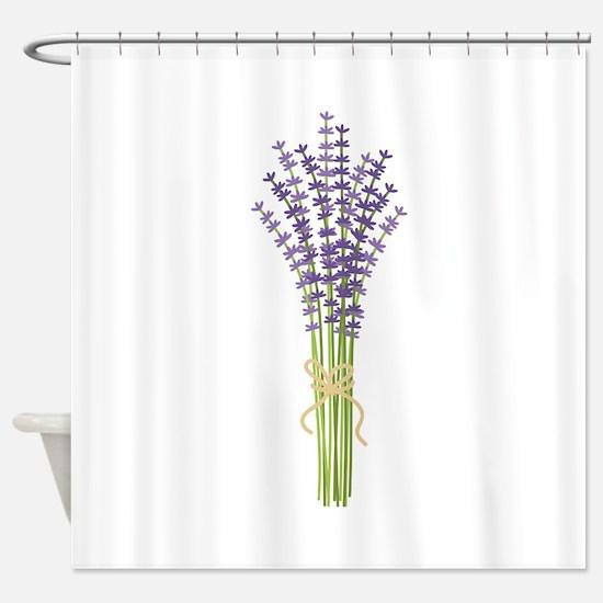 Bushel of Lavender Shower Curtain