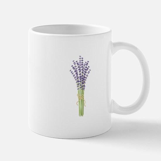 Bushel of Lavender Mugs