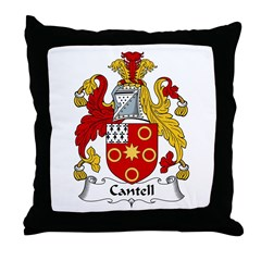 Cantell Throw Pillow