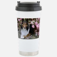 Shetland Sheepdog in th Travel Mug