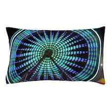 Ferris Wheel at Night Pillow Case