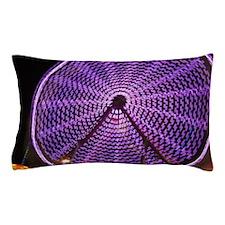 Ferris Wheel Nightshot Pillow Case