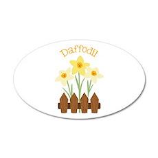 Daffodil Wall Decal