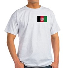 Flag of Afghanistan T-Shirt