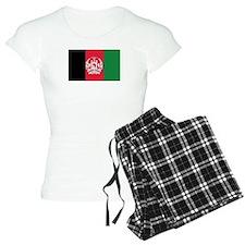 Flag of Afghanistan Pajamas