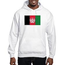 Flag of Afghanistan Hoodie