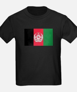 Flag of Afghanistan T