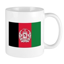 Flag of Afghanistan Mug