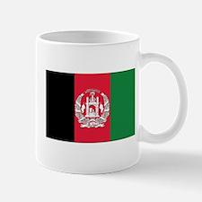 Flag of Afghanistan Mug