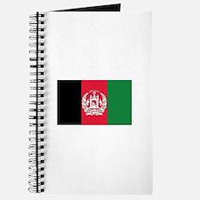 Flag of Afghanistan Journal