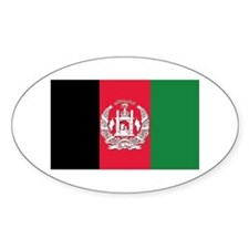 Flag of Afghanistan Decal