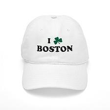 I Shamrock BOSTON Baseball Cap