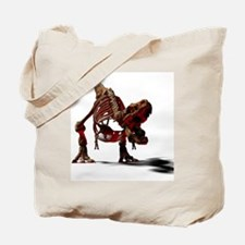 Playful T-Rex Tote Bag
