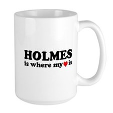 Where the Heart Is Mugs