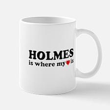 Where the Heart Is Mugs