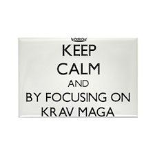 Keep calm by focusing on Krav Maga Magnets