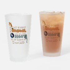 save animal Drinking Glass