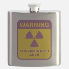 Contaminated Area Flask