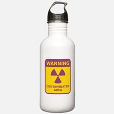 Contaminated Area Water Bottle