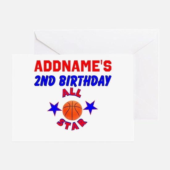 2 YR OLD SPORTS Greeting Card