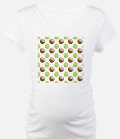Lime and Coconut Shirt