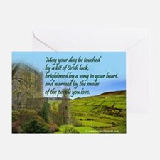 Irish Blessing Greeting Cards