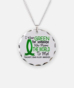 Means World to Me 1 TBI Necklace