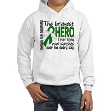 Bravest Hero I Knew Cerebral Pal Hoodie