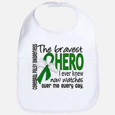 Bravest Hero I Knew Cerebral Palsy Bib
