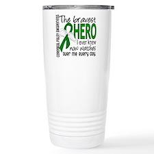 Bravest Hero I Knew Cer Thermos Mug