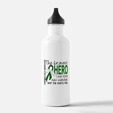 Bravest Hero I Knew Ce Water Bottle