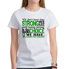 How Strong We Are Cerebral Palsy Tee