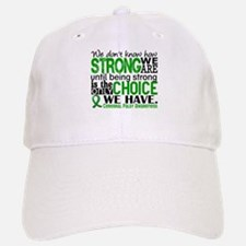 How Strong We Are Cerebral Palsy Baseball Baseball Cap