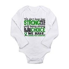 How Strong We Are Cere Long Sleeve Infant Bodysuit