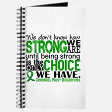 How Strong We Are Cerebral Palsy Journal