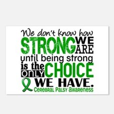 How Strong We Are Cerebra Postcards (Package of 8)