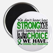 """How Strong We Are Cerebral 2.25"""" Magnet (100 pack)"""