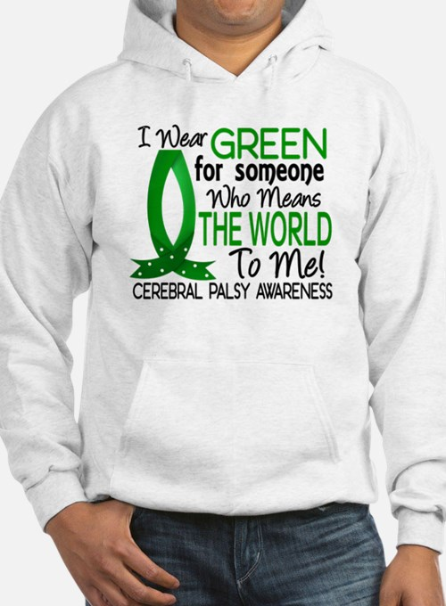 Means World to Me 1 Cerebral Pal Hoodie